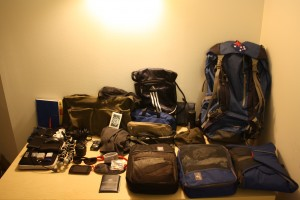 What To Pack For A 6 Month Backpacking Adventure In Latin America.