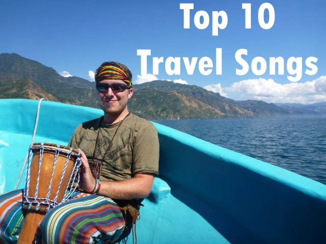 top10 travel songs
