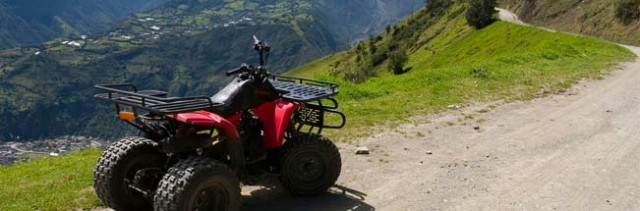 Rent Quad bike