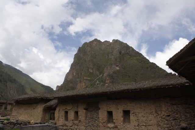 Sacred Valley Ruins Peru