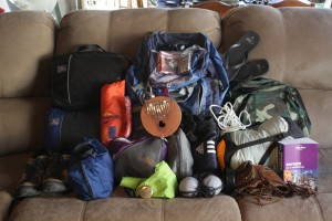 What I'm Packing For Asia/Europe Backpacking Adventure!