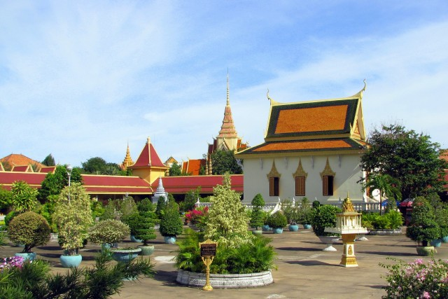Royal Palace Pnom Penh (Image credit Philip Roeland)