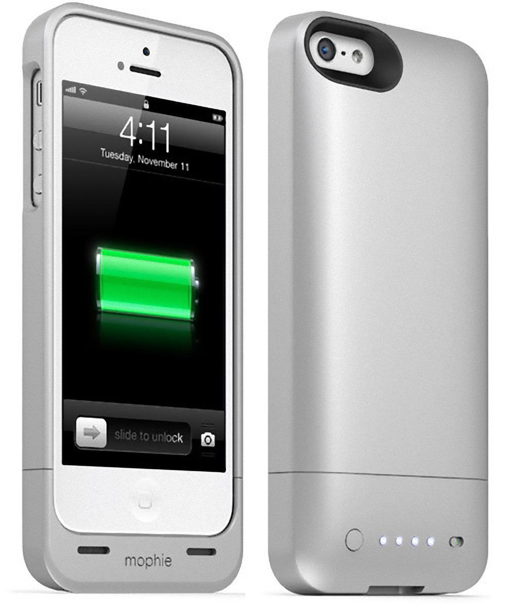 Battery charging case