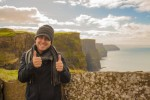 Me at Cliffs of Moher Ireland