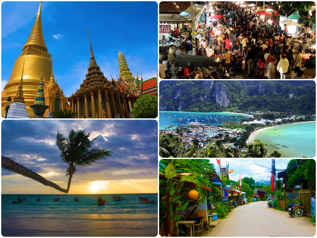 My Top 5 Best Thailand Travel Destinations