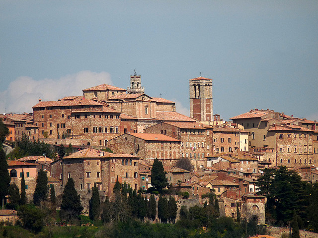 Tuscany_town_ Montepulciano