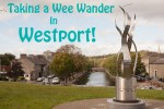 Taking A Wee Walk In Westport