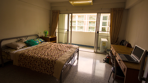 My Apartment in Chiang Mai