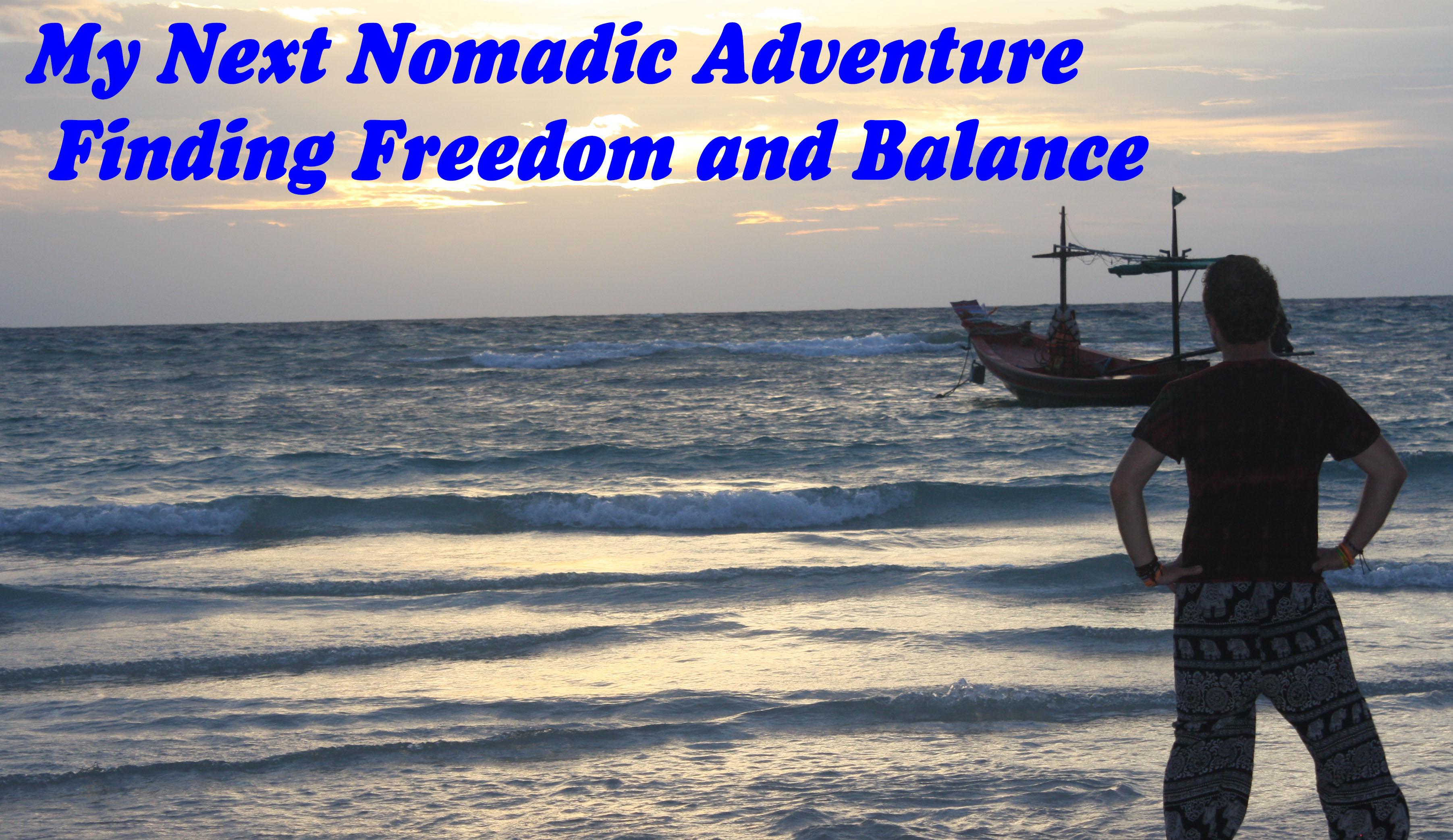 Finding freedom and balance